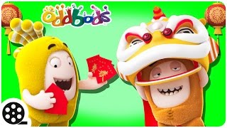 Cartoon | Oddbods Visit China | Funny Videos For Children