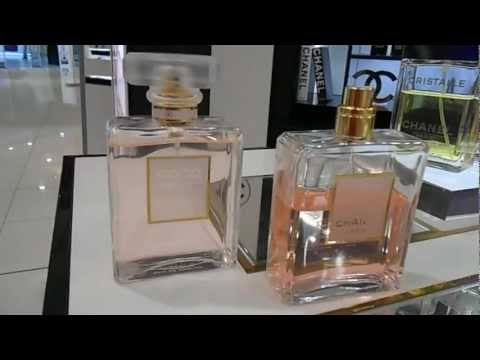 Proof of Fake Chanel Mademoiselle