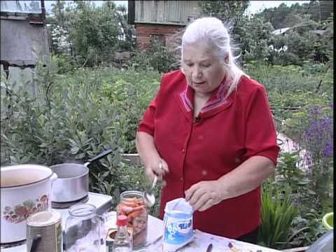 Изюминка. Консервированная морковь.