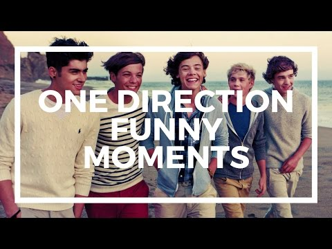 ♡ One Direction - Funny Moments ♡ video