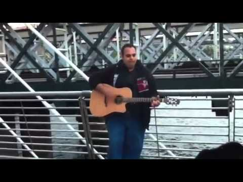 Waqas Feroz Tere Bina by Fuzon - Acoustic Cover Central London...