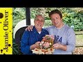 Antipasti Meat Plank | Jamie & Gennaro