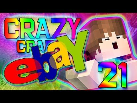Minecraft: TV, COMPUTER AND EBAY MOD! Crazy Craft 2.0 Modded Survival w/Mitch! Ep. 21 (Crazy Mods)