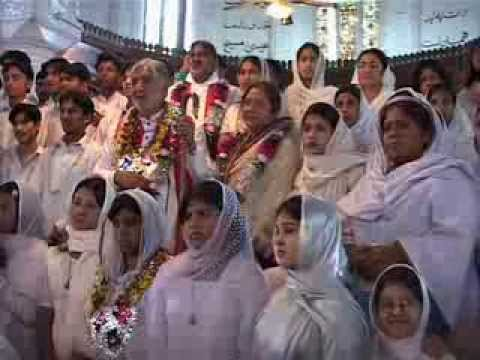 God Undivided (2004) - All Saints Church, Peshawar From 03:47 To 04:05 And 20:02 To 20:42 video