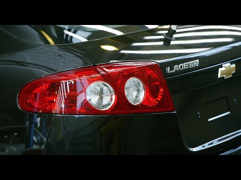 GM Uzbekistan  заменит седан Lacetti новой моделью - УЗБЕКИСТАН 24