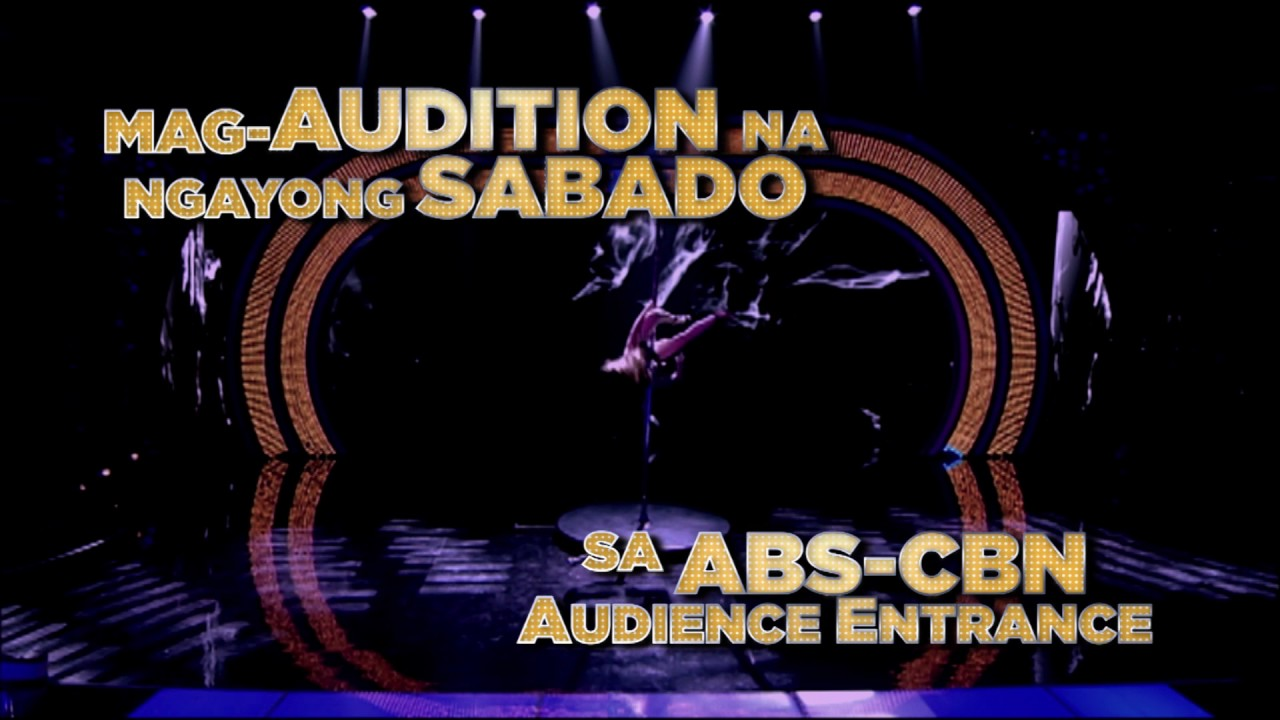 I Can Do That!: Unique Act Audition Schedule