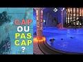 CHALLENGE • Cap ou Pas Cap en Piscine à la Montagne :) - Studio Bubble Tea challenge