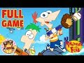 PHINEAS AND FERB Across The 2nd Dimension FULL GAME Disney Movie Game Walkthrough 1080p mp3