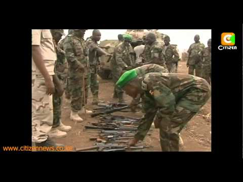 Al-Shabaab Base Dismantled