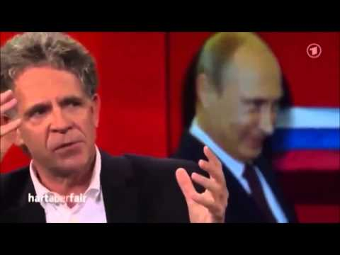 Hubert Seipel (ein deutscher Journalist) über Putin, Russland