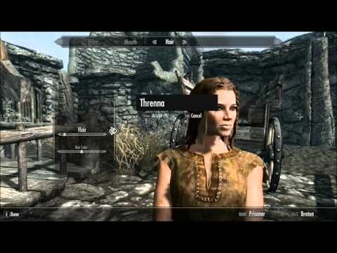 Let's Play: Skyrim [s1 P1] - Skyrim Bound (and Gagged) video