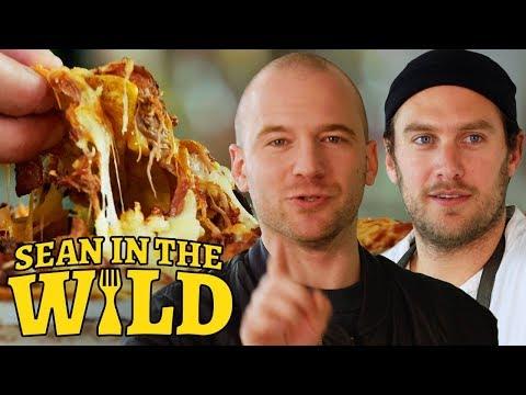 The Ultimate Nacho Showdown with Brad Leone and Sean Evans | Sean in the Wild