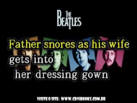 Beatles, The   She's Leaving Home
