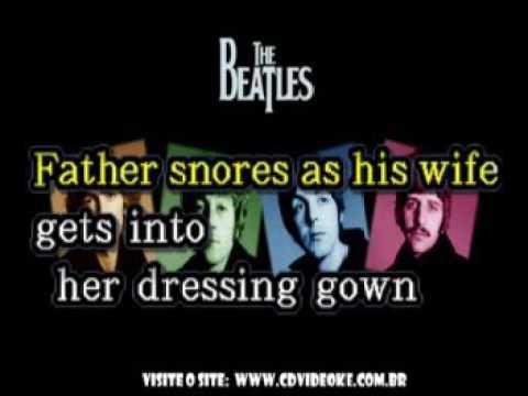 Beatles, The   She's Leaving Home