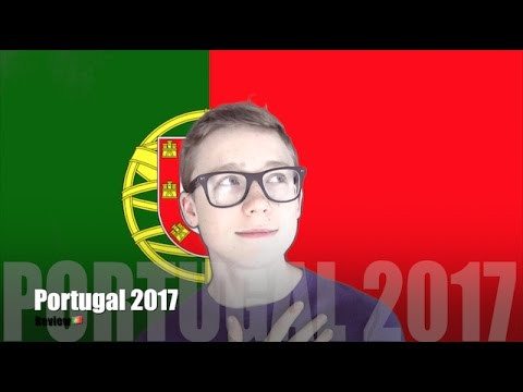 Eurovision 2017 Review: Portugal | Koen Verhulst
