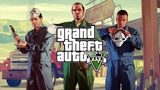 Grand Theft Auto 5 / GTA 5 - Geforce GTX 750 TI 2GB