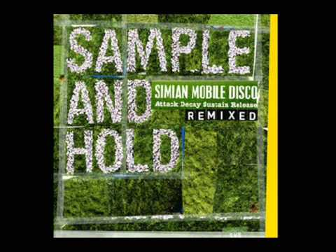 Simian Mobile Disco - Wooden (Danton Eeprom Remix)