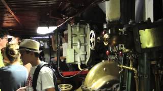 USS Olympia Engine Room Tour