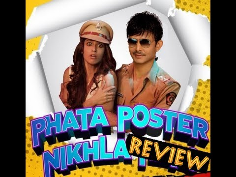 Phata Poster Nikhla Hero Review By Krk | Krk Live | Bollywood video