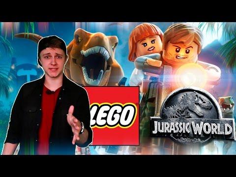???????? ????????! - LEGO Jurassic World