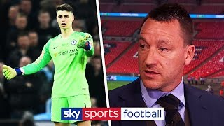 """""""I'd have gone on and got him off the pitch!"""" 