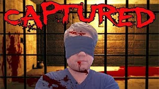 Captured - Saw Inspired Horror Game!!