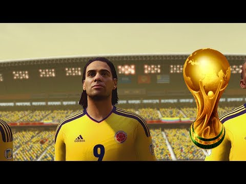 2014 Fifa World Cup - Golazos y duros partidos - Eliminatorias Rumbo al Mundial Gameplay Xbox 360