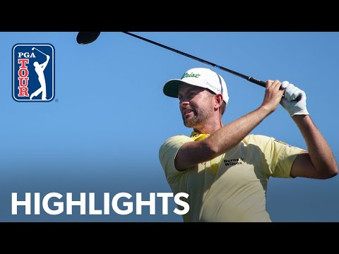 Webb Simpson shoots 2-under 69 | Round 4 | Waste Management 2020