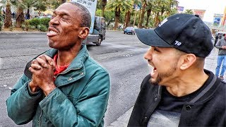 PAYING PEOPLE TO EAT A CAROLINA REAPER  | WORLD'S HOTTEST PEPPER!
