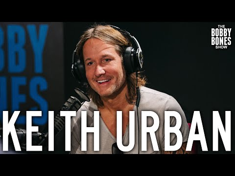Keith Urban Interview on the Bob Bones Show