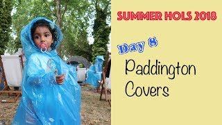 Summer Hols 2018 | Day 8 - Paddington Covers Mini Children's Music Festival July 2018