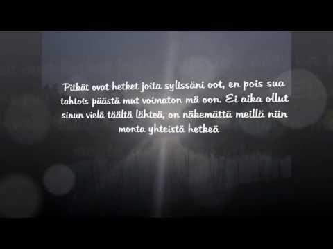 Harri Kuokkanen - Ei Paivat Naa Ikuisia Oo