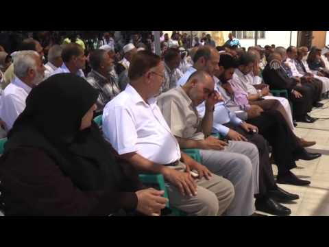 Meeting about decreased aids of UNRWA to Gaza