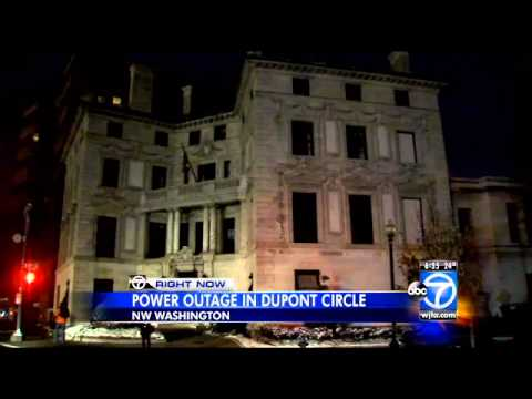 Dozens still without power after Dupont Circle power...