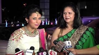 Download Divyanka Tripathi attends Onscreen Husband Raman aka Karan's Wedding Reception 3Gp Mp4