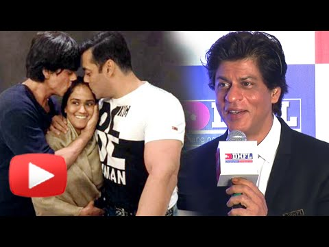 (Video) Shahrukh Khan's Experience On Visiting Salman Khan's Home