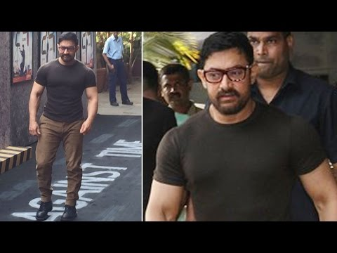 Aamir Khan's LATEST LOOK from Dangal
