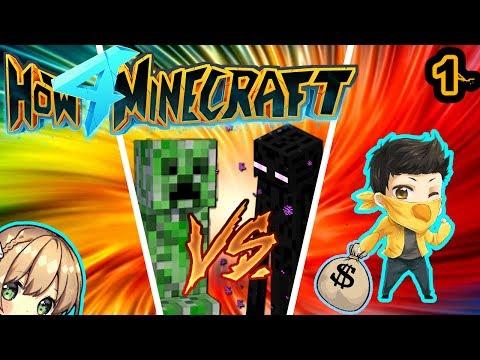 RETURN OF THE CHOCO (ft. Mom0ki Edits!)   How To Minecraft S4 Ep. 1