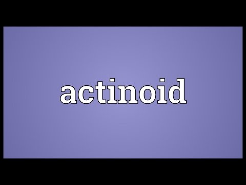Header of actinoid