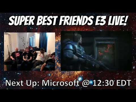 SBF Let's Watch E3 2016 Best Moments
