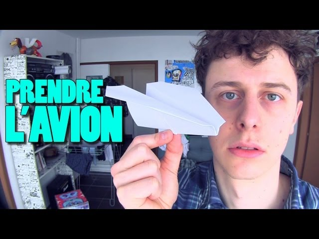 NORMAN - PRENDRE L'AVION