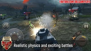 Battle Tanks: Legends of World War II (Android IOS)