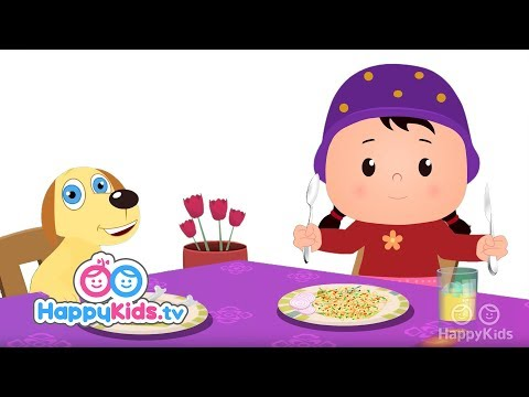 All About Me - Nursery Rhymes For Kids And Children | Baby Songs