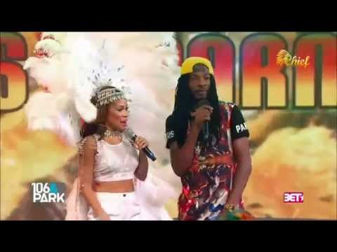 GYPTIAN ON BET'S 106 & PARK / 106 & CARNIVAL