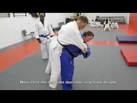 Judo: Hane-Goshi, a Brief Tutorial Image 1