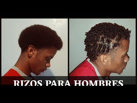 Rizos Para Hombres de Pelo Afro (4a, 4b)