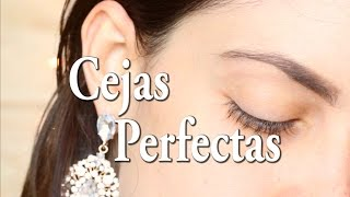 Curso de Maquillaje Video #5 Como hacer tus cejas perfectas Super Facil