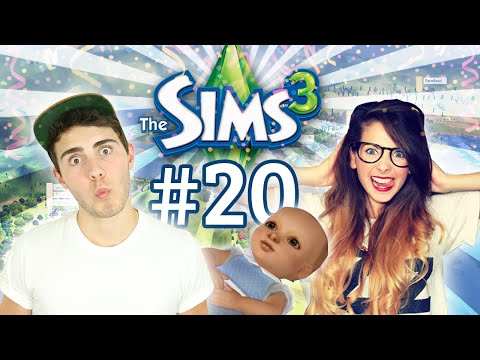 HAVING ANOTHER BABY! | Sims with Zoella #20
