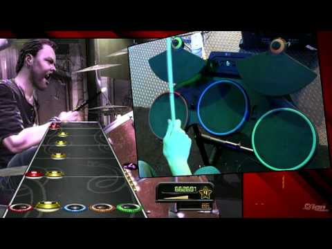 Guitar Hero: Metallica: Drums World Record