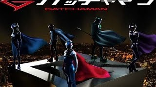 Gatchaman - Gatchaman 2013 Movie Review (Spoliers Included)